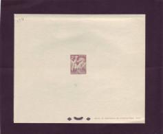 2F IRIS - N° 234 - Epreuve De Luxe Avec Rabat - Surchargée ALGERIE  - TTB - - 1939-44 Iris