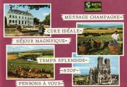 51 - Route Du  Champagne - Multi Vues - Autres Communes