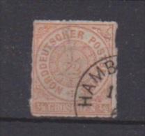 Confédération De L All Du Nord //  1/2 Groschen Orange - Conf. De L' All. Du Nord