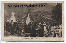 -  NOTRE-DAME Du MAI - La Procession, Six-Fours, ( Var ), Splendide, Peu Courante, Non écrite, Scans. - Six-Fours-les-Plages