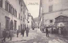 Soriano Nel Cimino-via Brin-animata-bella - Viterbo