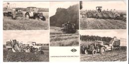 Deutschland - Landmaschinen Aus Dem VEB Kombinat Fortschritt - Neustadt - Traktor - Trecker - Neustadt