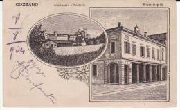 Piemonte -Novara-Gozzano - Vedute - Novara