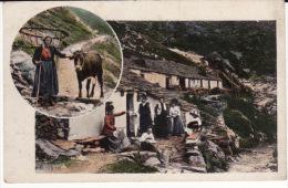 Piemonte -Biella-Oropa- Colle Alpe Pissa - Biella