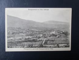 1916. BORGOPRUND  With Military Mark K.U.K. IR 63   / ROMANIA - Rumänien