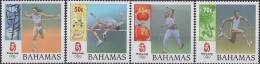Bahama 's 2008 Yvertn° 1308-11 Michel 1322-25 *** MNH Cote 5,50 Euro Sport Peking - Bahamas (1973-...)