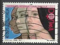 Italia 2011, Giornata Internazionale Della Donna (o) - 6. 1946-.. Repubblica