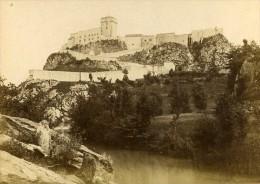 Fort De Lourdes 65110 Cauterets France Ancienne CDV Photo 1870 - Non Classés