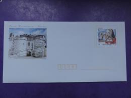 PAP Anne De Bretagne - Porte Mordelaise De Rennes Extérieur Ville) - Avec Carton Correspondance Assorti - Entiers Postaux