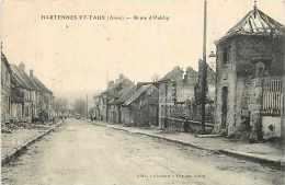 Déc13 464 : Hartennes-sur-Taux  -  Route D'Oulchy - France
