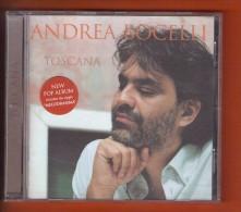 Cd Cieli Di Toscana Andrea Bocelli - Classical