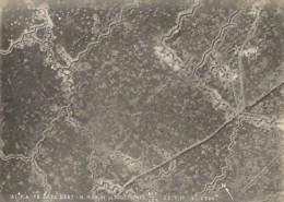 Aisne Gauchy Tranchée Moulin De Tous-Vents WWI Photo Militaire Aerienne 1916 - Luchtvaart