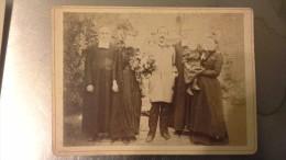 Photo Ancienne Famille 19 EME - Photos