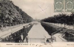 1917  CARTOLINA CHARLEROI - Charleroi