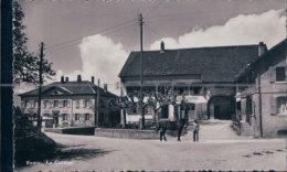 Pomy, Collège Et Café (220) - VD Vaud