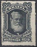 BRESIL - 200 R. Pedro II De 1878-79 Neuf TB - Ongebruikt