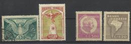 BRASIL LOTE. CORREO AEREO 1945 - Aéreo