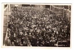 CPA (43) :  Carte -Photo Du JUBILE 1932 - - Le Puy En Velay