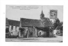 St-GEORGES-de-la-COUEE    -     Chapelle De St-Fraimbault - France