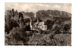 Allemagne: Bad Tolz, Kalvarienberg Mit Benediktenwand (14-377) - Bad Toelz