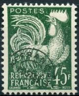 France Préos (1953) N 117  ** (Luxe) - Precancels