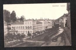 Tschechische Republik Karlovy Vary  Karlsbad  Kurhaus Alte Ansichtskarte - Tchéquie