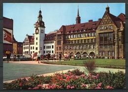 Karl-Marx-Stadt/ Rathaus - N. Gel. - DDR - Bild Und Heimat  A1/419/84    01 14 0320/31 - Chemnitz (Karl-Marx-Stadt 1953-1990)