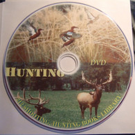 200 HUNTING, SHOOTING Books, Guide . Reference Library. DVD - Books, Magazines, Comics