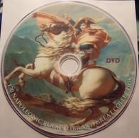 130 Napoleon, Wellington, Nelson, Waterloo... War Campaign - Old Books 1777-1915 Collection. DVD - Libri, Riviste, Fumetti