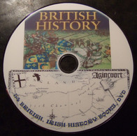54 BRITISH, IRISH HISTORY, MILITARY HISTORY Books Library Collection. DVD - Europe