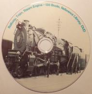 120 RAILWAY STEAM ENGINE - Vintage Books Collection On DVD - Books, Magazines, Comics