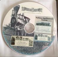 31 Volumes - The Railroad Gazette. Vintage Railway. Train. DVD - Livres, BD, Revues