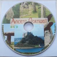 125 CORNWALL, CORNISH - BOOKS Collection Library. DVD - Architecture/ Design