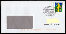 72206) BRD - Michel USo 21 A I - SoST 83022 ROSENHEIM 1 Vom 24.5.2003 - ROBRIA´03 Wettbewerbsausstellung Im Rang 3 - [7] West-Duitsland