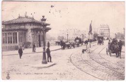 402- PARIS - Pont De Grenelle - Ed. C L C - District 15