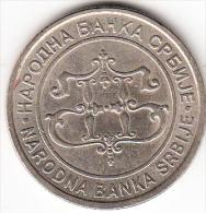 SERBIA 2003. 20 DINARES.BASILICA  EBC.CN 1132 - Serbie