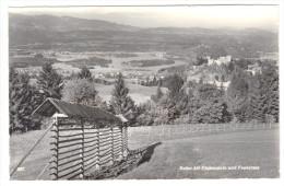 Ruine Alt-Finkenstein Und Faakersee, Ungelaufen - Faakersee-Orte