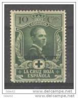 CJ29-LA258TAN.Maroc.Marocco.Alfonso Xlll.  CABO  JUBY ESPAÑOL.CRUZ ROJA   1926  (Ed 29**) Sin Charnela.MUY BONITO - Nuevos