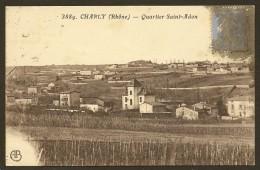 CHARLY Quartier Saint Adon (AB) Rhône (69) - France