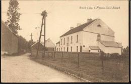 Cpa Grand Leez  Hospice - Eghezée
