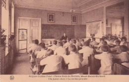 Bierbais 5: Ferme-Ecole. La Section Primaire - Mont-Saint-Guibert