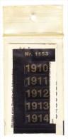 SIGNETTEN, SIGNETTE SAFE 1910/4. - Timbres