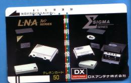 Japan Japon Télécarte  Telefonkarte   Balken  Front Bar Nr.  330 - 1061 Dx Antenna - Japan
