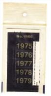 SIGNETTEN, SIGNETTE SAFE 1975/9. - Autre Matériel