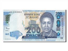 [#107165] Malawi, 200 Kwacha Type R.L Chibambo - Malawi
