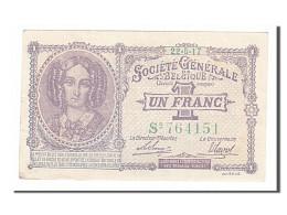 Belgique, 1 Franc Type Louise-Marie - Belgio