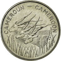 Monnaie, Cameroun, 100 Francs, 1972, Paris, SPL, Nickel - Cameroun