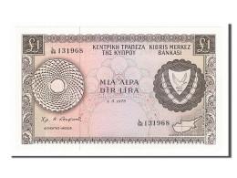[#154080] Chypre, 1 Livre Type 1964-66 - Cyprus