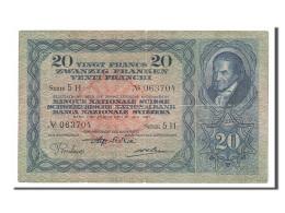 [#154102] Suisse, 20 Francs Type Pestalozzi - Switzerland