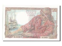 [#202752] 20 Francs Type Pêcheur, 05 Juillet 1945, Fayette 13.10 - 1871-1952 Anciens Francs Circulés Au XXème